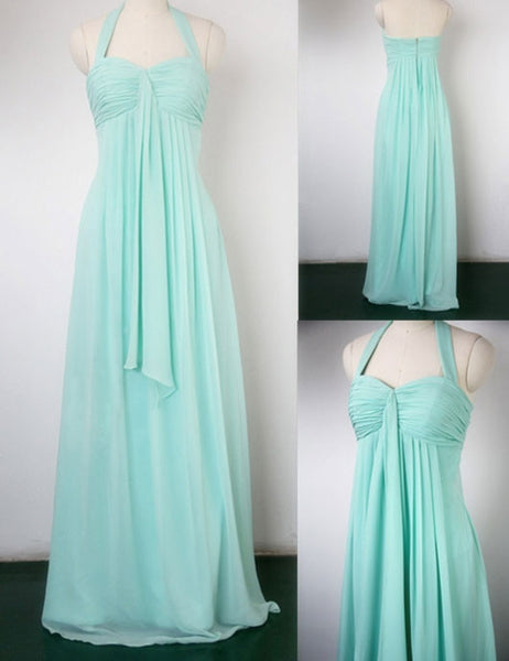 Halter bridesmaid dress,Cheap bridesmaid dress,Sweetheart bridesmaid dress ,A-line Bridesmaid dress ,PD82