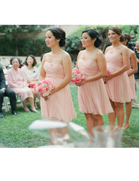 Handmade bridesmaid dress,Elegant bridesmaid dress,Cheap bridesmaid dress ,Charming High Quality Bridesmaid dress ,PD93