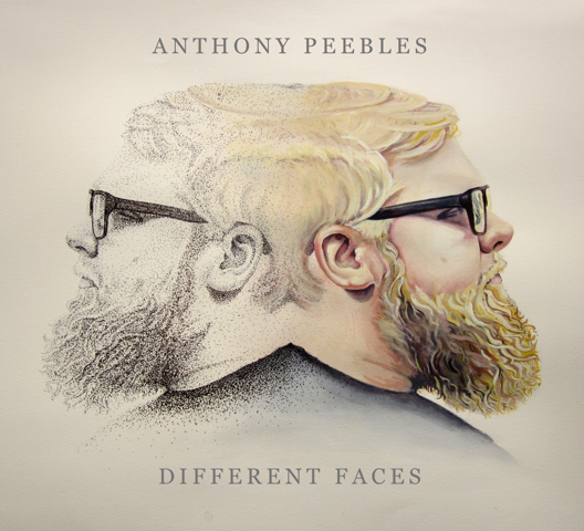 Anthony Peebles 'Different Faces' (Digital Album)