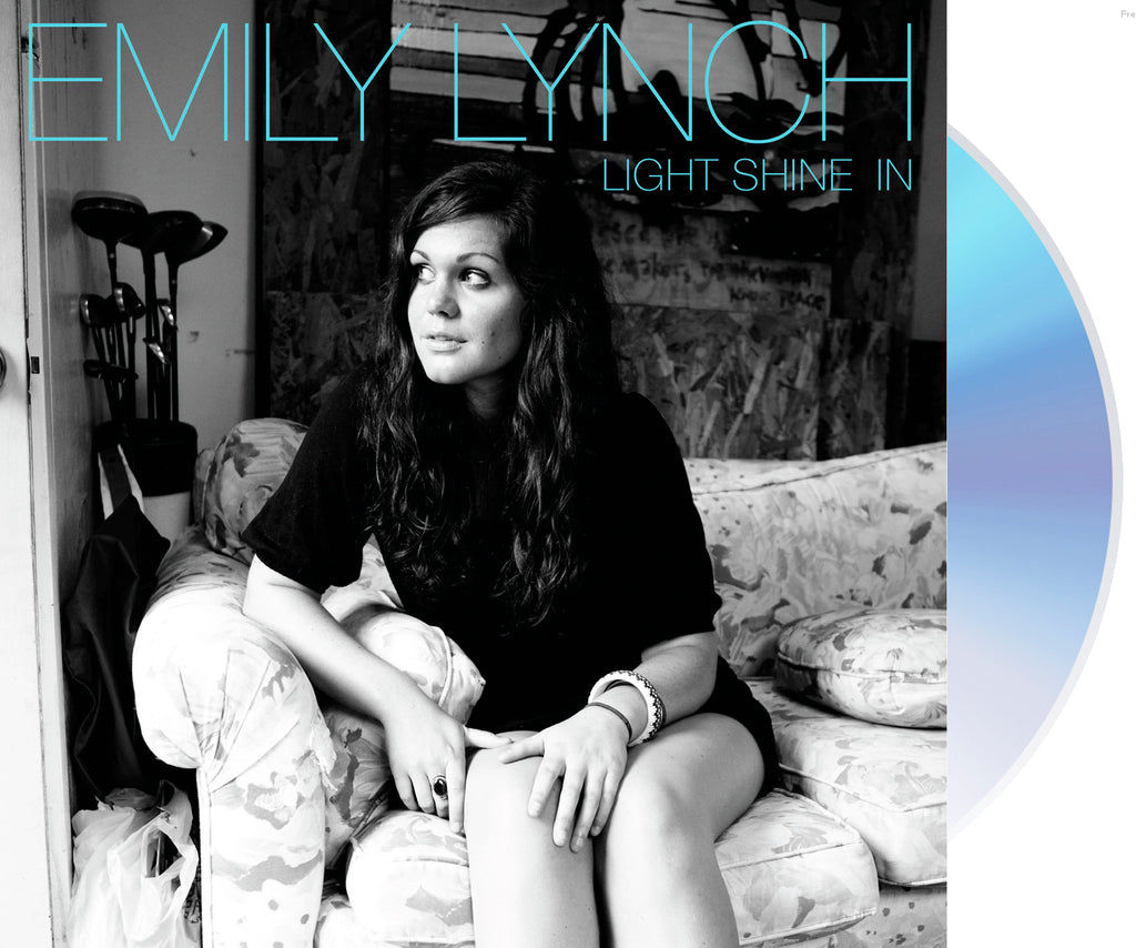 "Emily Lynch 'Light Shine In' (Compact Disc + ""Hero Mama"" Digital Single)"