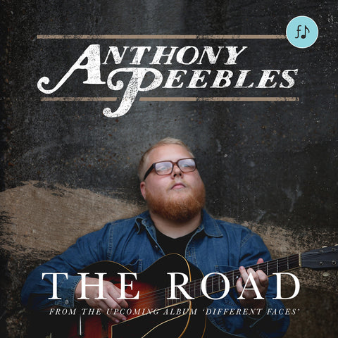 "Anthony Peebles ""The Road"" (Digital Single)"