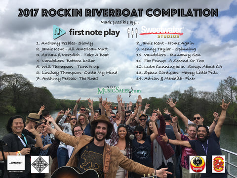 30A Riverboat SXSW (Digital Album)