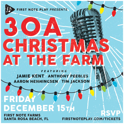 30A Christmas on the Farm (RSVP)