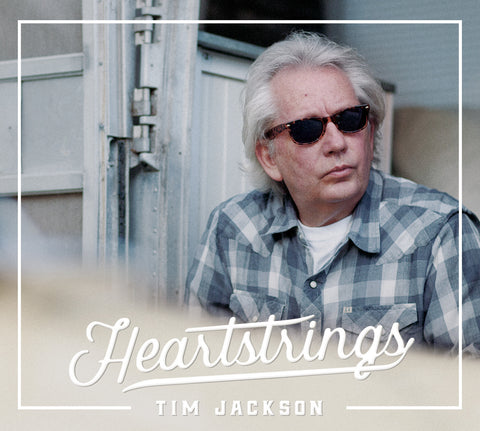 Tim Jackson 'Heartstrings' (Digital Album)