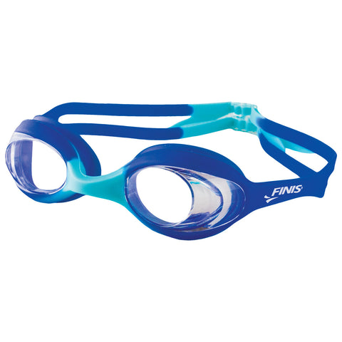 Swimmies, Blue/Aqua Clear -Lasten Uimalasit