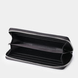 Zippered Long Wallet