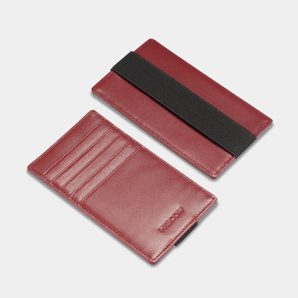 Card Holder for Car Sun Visor