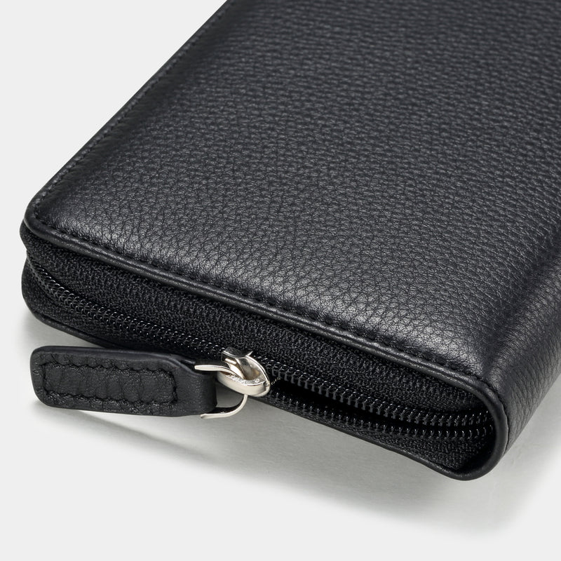 Zippered Checkbook Cover