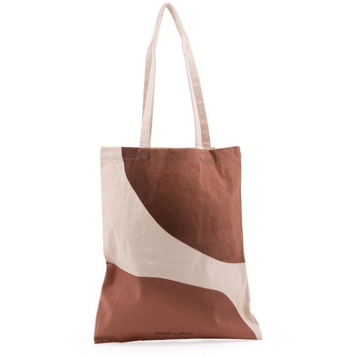 tote bag en coton naturel