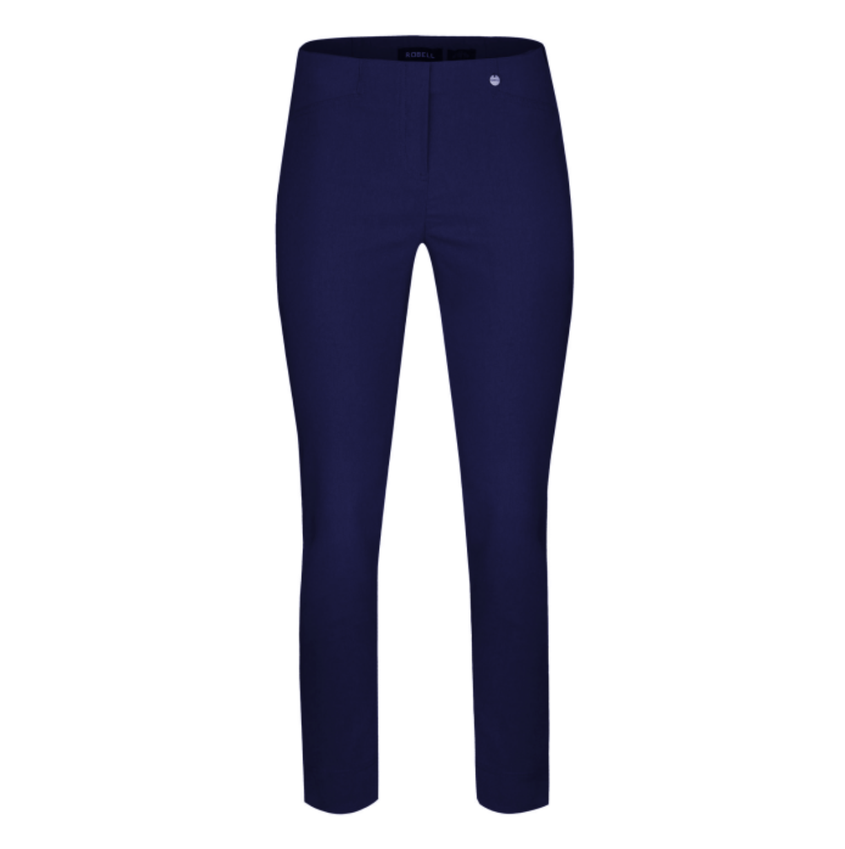 Robell Rose 09 Navy Trousers