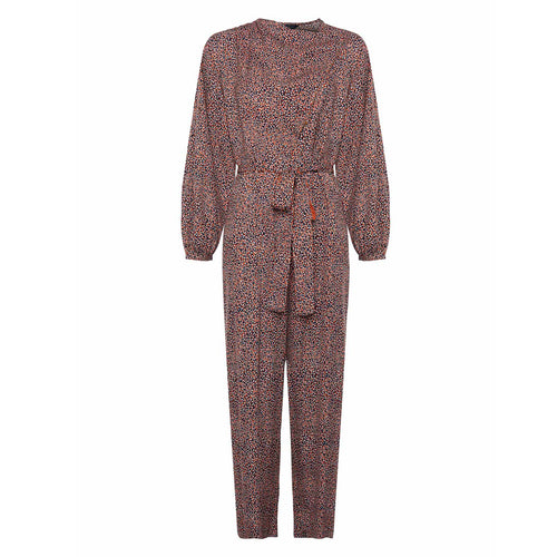 French Connection Multi Print Jumpsuit 7GNAK