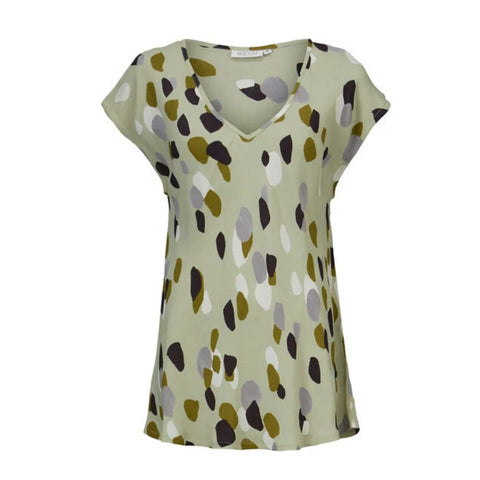 Masai Nissa Shaped Mustard Dress