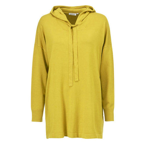 Masai Floris Loose Hooded Pullover