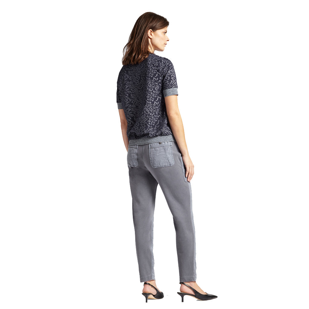 Sandwich_ Comfort Fit Linen Trousers