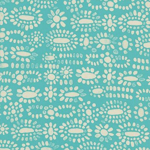 MOONSTONE TURQUOISE Rayon (€20,90/m.*) -40%