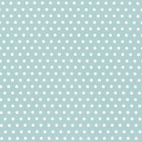 Bio Extra Soft Cotton Dottie Mint (€24,90/m.*)