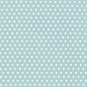 Bio SuperSoft Cotton Dottie Mint (€24,90/m.*)
