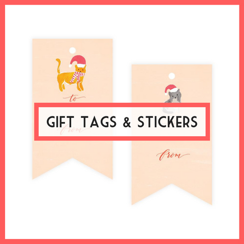 Gift Tags & Stickers