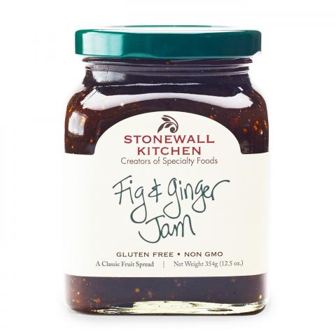 Fig and Ginger Jam-Palm & Pine Party Co.