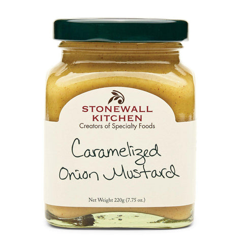 Caramelised Onion Mustard-Palm & Pine