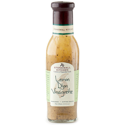 Lemon Dijon Vinaigrette-Palm & Pine Party Co.