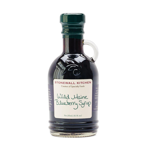 Wild Maine Blueberry Syrup-Palm & Pine Party Co.