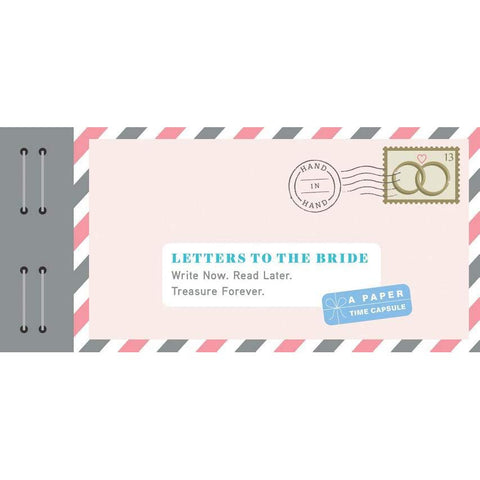 Letters to the Bride-Palm & Pine Party Co.