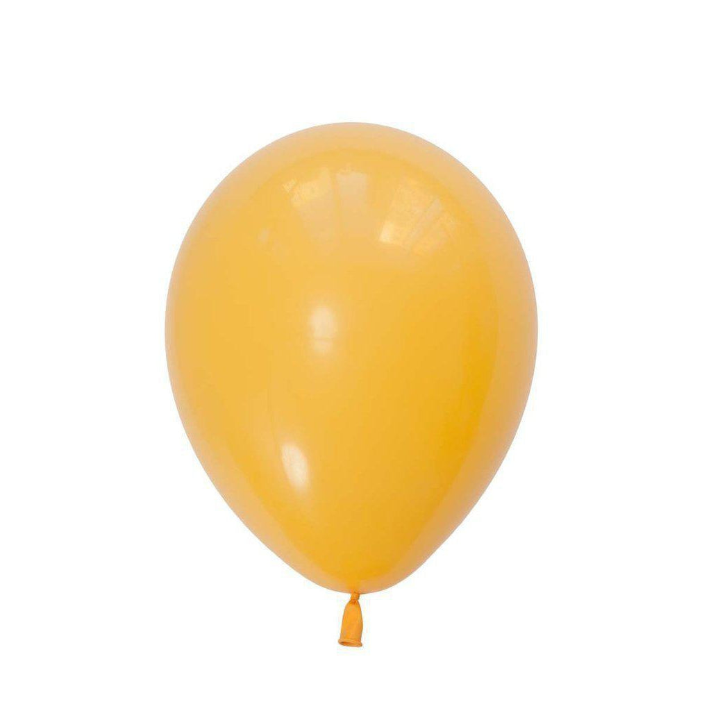 28cm Balloon Goldenrod-Palm & Pine Party Co.