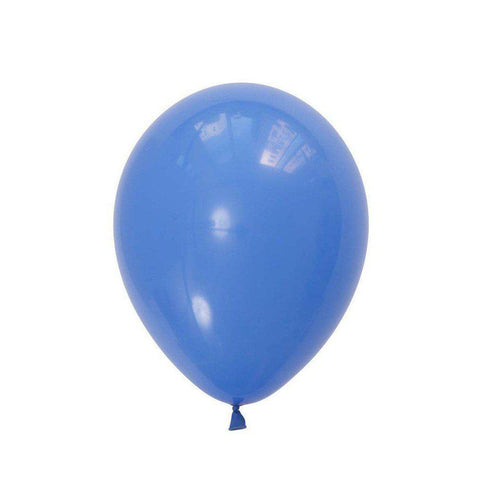 28cm Balloon Periwinkle, Inflated-Palm & Pine Party Co.