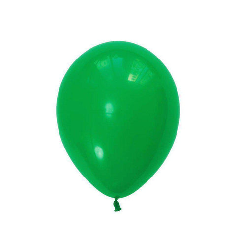 28cm Balloon Spring Green, Inflated-Palm & Pine Party Co.