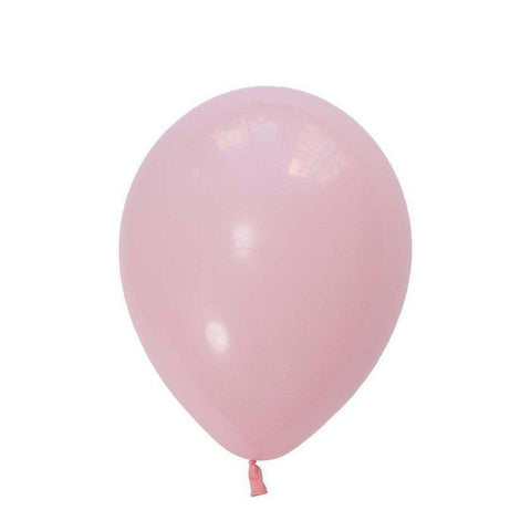 28cm Balloon Standard Pink, Inflated-Palm & Pine