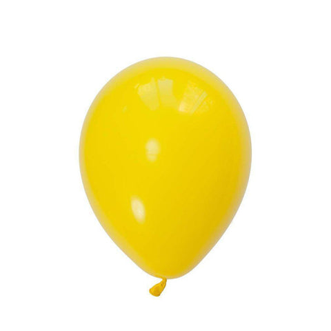 28cm Balloon Yellow-Palm & Pine Party Co.