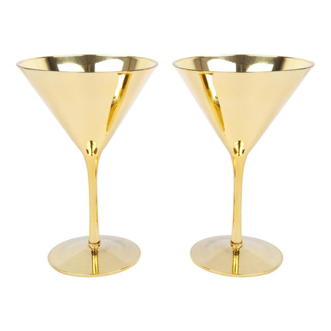 Monteverde Martini Cocktail Glasses-Palm & Pine Party Co.