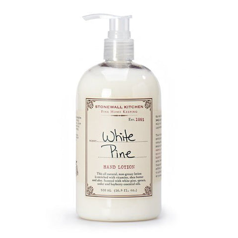 White Pine Hand Lotion-Palm & Pine