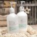 Sea Salt Wash & Lotion Gift Set-Palm & Pine