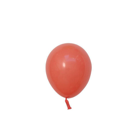 "5"" Mini Balloons Coral-Palm & Pine Party Co."