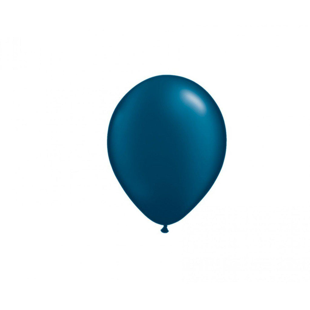 "5"" Mini Balloons Midnight Blue-Palm & Pine Party Co."