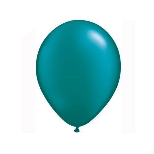 "5"" Mini Balloons Pearl Teal-Palm & Pine Party Co."