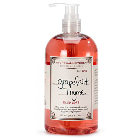 Grapefruit Thyme Hand Soap-Palm & Pine
