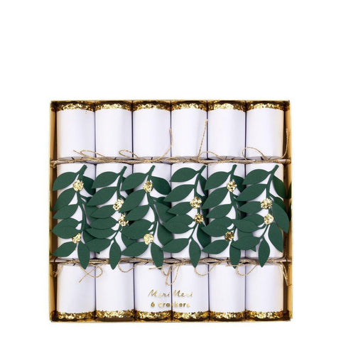 Festive Foliage Crackers-Palm & Pine Party Co.