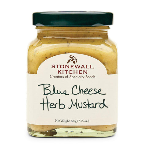 Blue Cheese Herb Mustard-Palm & Pine Party Co.