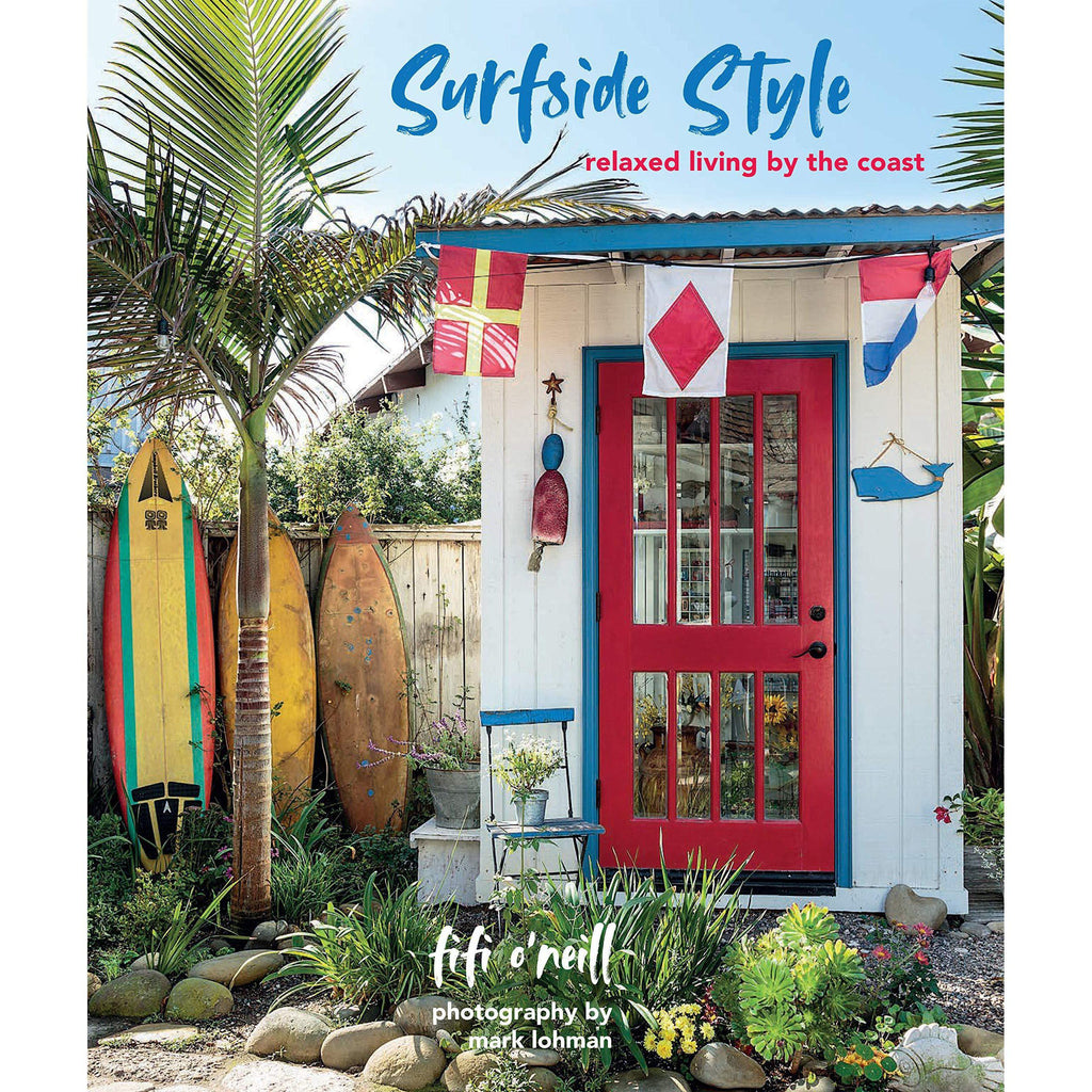 Surfside Style-Palm & Pine