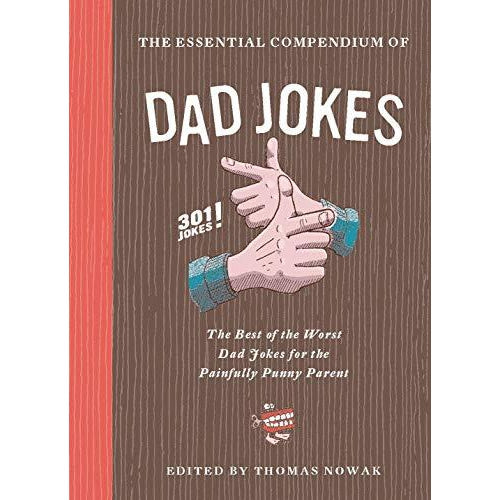 The Essential Compendium of Dad Jokes-Palm & Pine Party Co.
