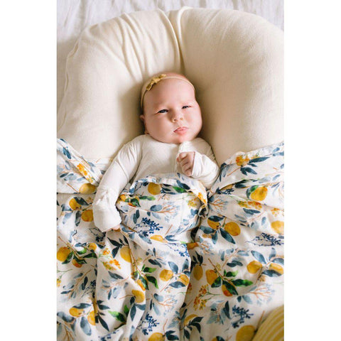 Muslin Swaddle - Odessa-Palm & Pine Party Co.