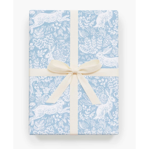 Fable Gift Wrap-Palm & Pine