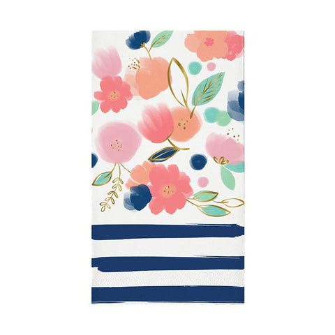 Floral Napkins-Palm & Pine Party Co.