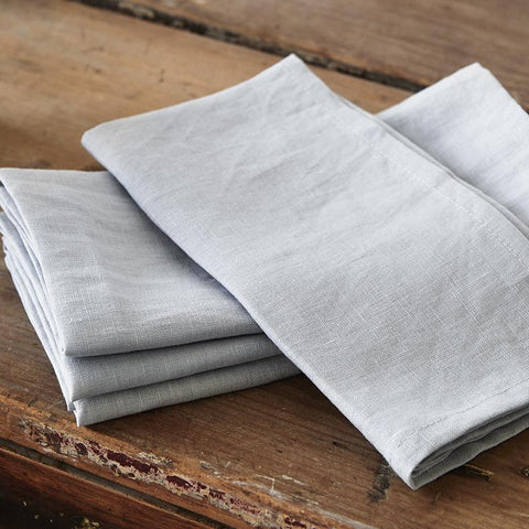 Linen Napkin Set - Glacier-Palm & Pine Party Co.