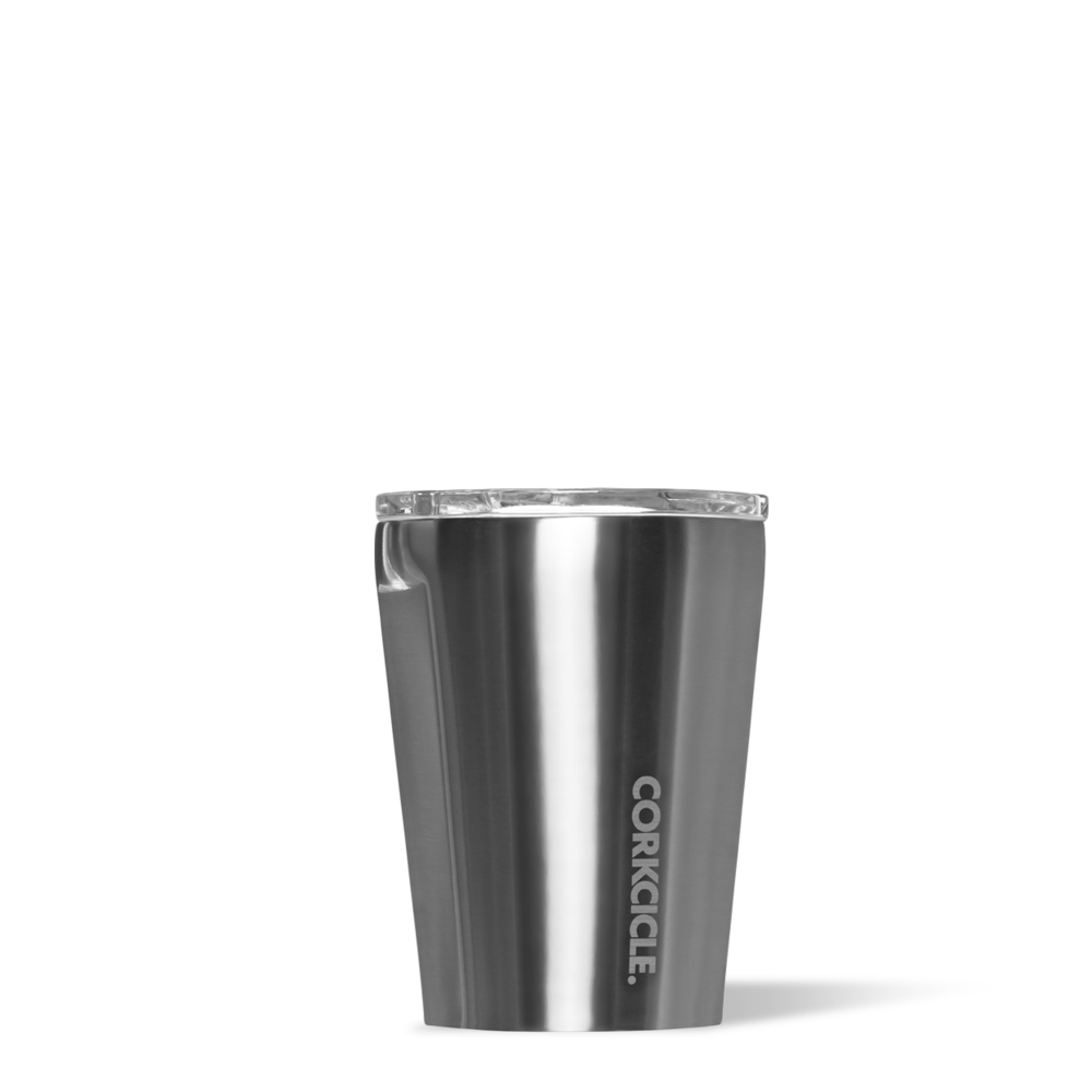 Corkcicle Tumbler 12oz (Gunmetal)-Palm & Pine Party Co.