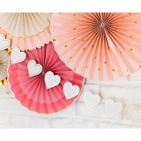 Heart Banner-Palm & Pine Party Co.