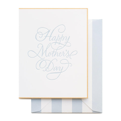 Traditional Mother's Day Card-Palm & Pine Party Co.